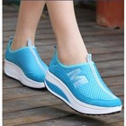 Athletic Real Hot Sale Medium(b,m) 2014 Summer Sports Shoes Network Genuine Casual Running Breathable Gauze Skateboarding Single