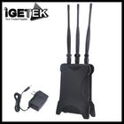 ARGtek Wireless -N Router WIFI WI-FI Repeater Client Bridge Antenna 1500mW 2T3R 300Mbps 2.4Ghz WLAN 802.11 b/g/n PoE WDS WISP