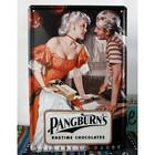 20X30cm PANGBURNS Film Poster Metal Signs Wall Decor Tin Sign RAGTIME CHOCOLATES
