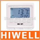 room thermostat BYC08BH, white color backlight, 100% quality products, manufacturer