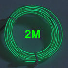 2M Flexible Neon Light Glow EL Wire Rope Car Party 5#