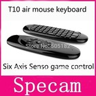 2.4G Wireless keyboard gyroscope remote control Sensor MINI Fly Air Mouse keyboard mouse For Android TV Box Mini PC
