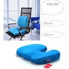 Deluxe Orthopedic Seat Solution Cushion Memory Foam Back Ache Pain Office Chair