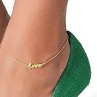 Stylish Love Charm Simple Elegant Sexy Anklet Foot Chain Anklet Ankle Bracelet