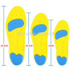 Free shipingMemory Foam Man/Women Arch Supports Absorption athletic Shoe Insoles Pads FreeShipping