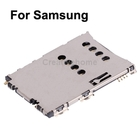 Replacement Mobile Phone SIM Card Slot SIM Card Connector For Tab P1000/ P6200/ P3100/ 800/ 20