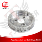 High Quality Rear 65T Belt Sprocket for Belt Drive Foldable Scooter +Free Shipping (T-Walker Scooter Parts)
