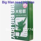 Large size condom /,big condom.10pcs/box.40pcs/lot,send with retail boxes