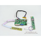 Free Shipping R.RM5251 LCD Controller Board Kit with DVI VGA Compatible Lots of LCD/LED Displays Easy DIY