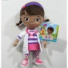 Free shipping Doc McStuffins doll plush toys Doc 32cm soft toys dolls for girls kids toys gift
