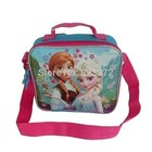 Free shipping New 2014 Hot Sell FROZEN Bag Frozen Lunch Box for Kids Thermal Lunchbox Girls Lunch Bag Lancheira Picnic Bag