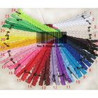 Free Track Ship+50pcs/lot 35cm Model 3 Nylon Coil Lace Zipper Zippers for DIY Sewing Tailor Craft Bed Bag