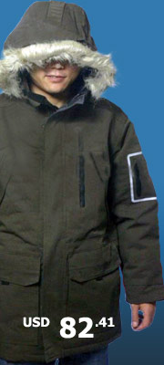 Free shipping 2010- NEW Performance expedition parka down jacket For men's ( Size:XS S M L XL XXL )  M0190013