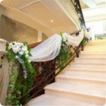 Free shipping! 1.5M width*105 M Long organza for Wedding Decoration(many colors) gauza decorations