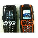 "S8 Mobile phone 2.2"" Military 3 Anti Waterproof Dustproof Shockproof Single Sim Card Quadband Cell Phone"