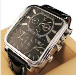Fashion 6 Hand Dial watch for Men,Analog Quartz Sport Watch on Wholesale & Retail ,Hot selling gift watch (NBW0FS6207-SS3)