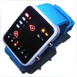mzus 007  fashion personality Korean students watch colorful  waterproof concept jelly LED electronic watches