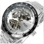 sirui003 Hot Specials Mens Watch Automatic mechanical watches sided hollow personality male