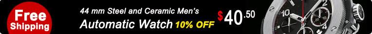 Watch & Jewelry 10% off